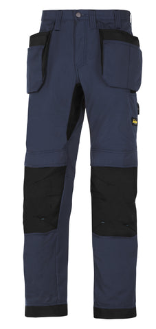 Snickers 6207 LiteWork 37.5 werkbroek HP - Navy