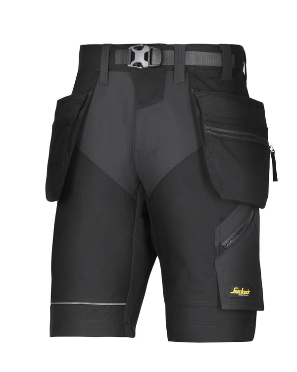 Snickers 6904 FlexiWork Werkshort+ HP