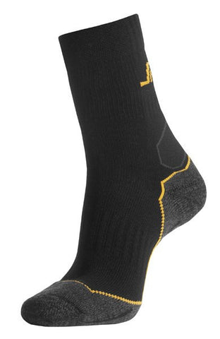 """Snickers 9202 Mid Socks, Wool Mix"""