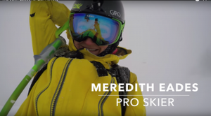 Professional Skier Meredith Eades Testimonial for Zen Athlete