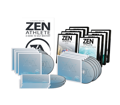 Zen Athlete Complete Program bundle