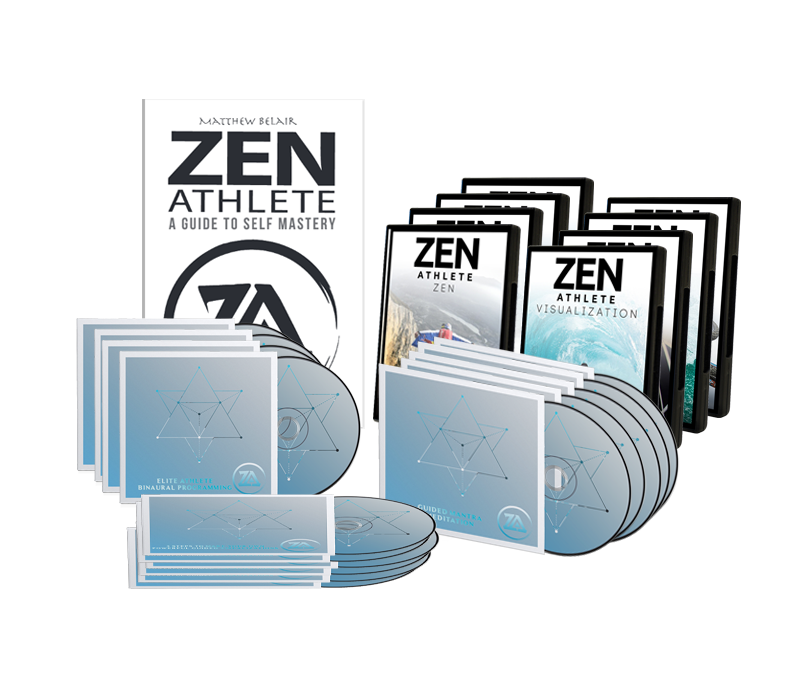 Zen Athlete Complete Training Program
