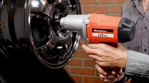 The Powerbuilt 1/2 in. 7.5 Amp Heavy Duty Impact Wrench