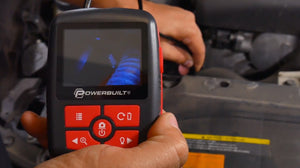 The Powerbuilt Borescope Inspection Camera
