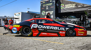 Alex Laughlin Debuts Powerbuilt NHRA Pro Stock Car