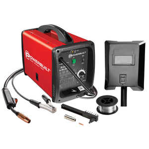 90 Amp Portable Flux Core Wire Welder