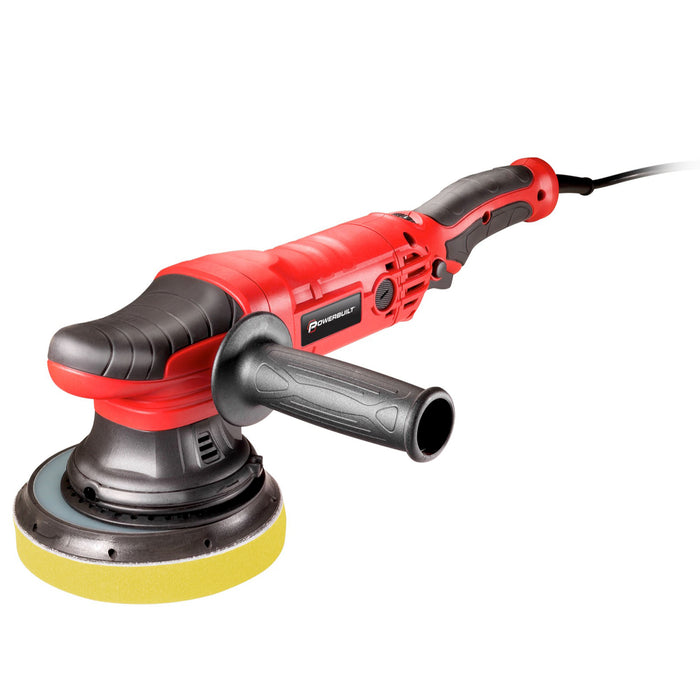 6 in. Dual Action Orbital Long Throw Polisher with Electronic Speed Control
