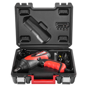 12V Lug Nut Impact Wrench Kit