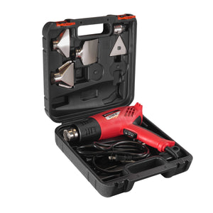 1500W Heavy Duty Heat Gun Kit