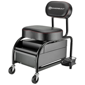 Professional Detailer's Roller Seat