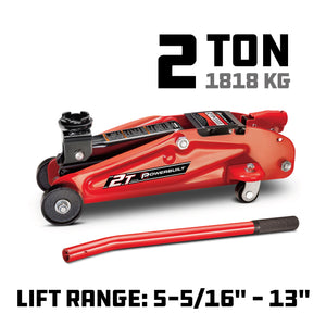 2 Ton Trolley Floor Jack