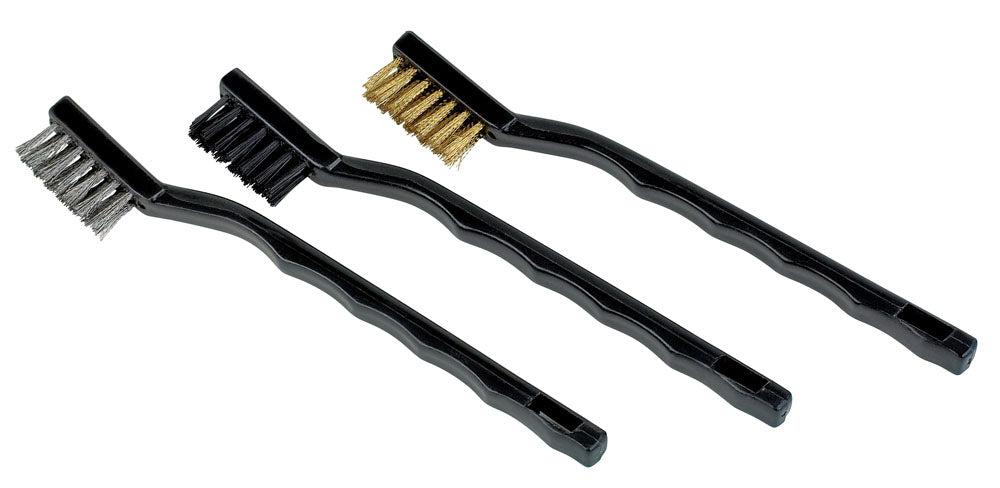 3 Piece Wire Brush Set