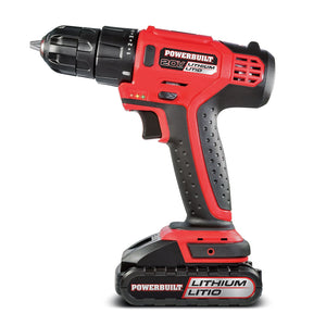 20V Lithium-Ion Cordless Drill (No Carry Case)