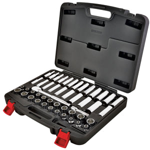 47 Piece 3/8 in. Drive Mechanic's Tool Set