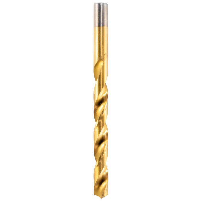 "Powerbuilt 7/16"" Titanium Coated Drill Bit - 642663"