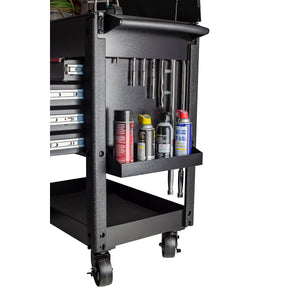 31 in. 5 Drawer Toolbox Cart