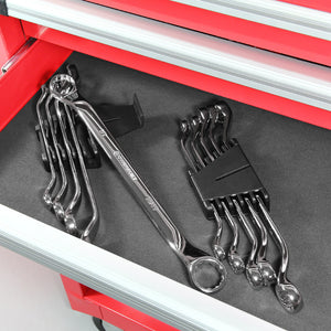 5 Piece SAE Offset Box Wrench Set