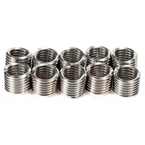 10 Piece Helical Screw Thread Insert Set Coarse 3/8-16 x 1.5D