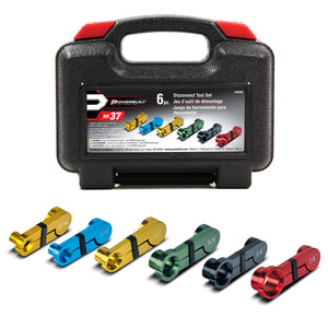 6 Piece Disconnect Tool Kit