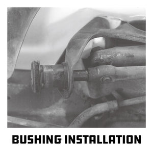 Upper Control Arm Bushing Service Kit