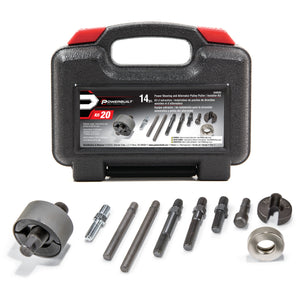 14 Piece Pulley Remover & Installer Kit
