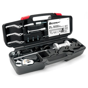 21 Piece Master Axle Puller Kit