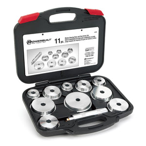 11 Piece Master Bearing Race And Seal Driver Kit