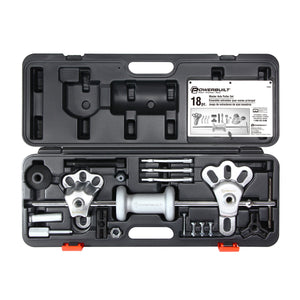 18 Piece Master Axle Puller Kit