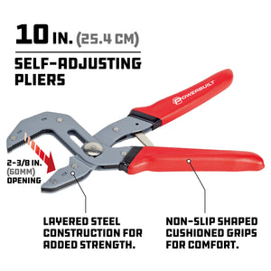 10 in. Power Grip Pliers