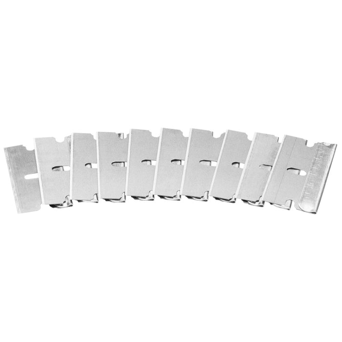 Powerbuilt 10Pc Replacement Razor Blades - 941341M