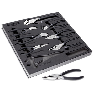 8 Piece Pro Tech Pliers Set