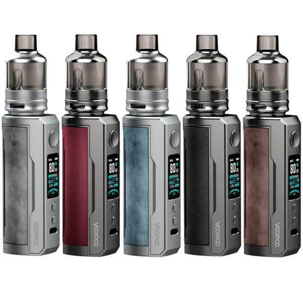 Drag X Plus Kit By VooPoo All colours UK