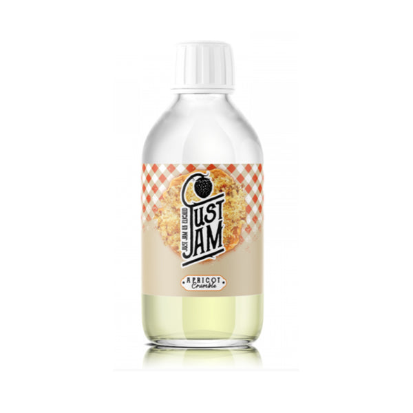 Apricot Crumble 200ml By Just Jam Uk