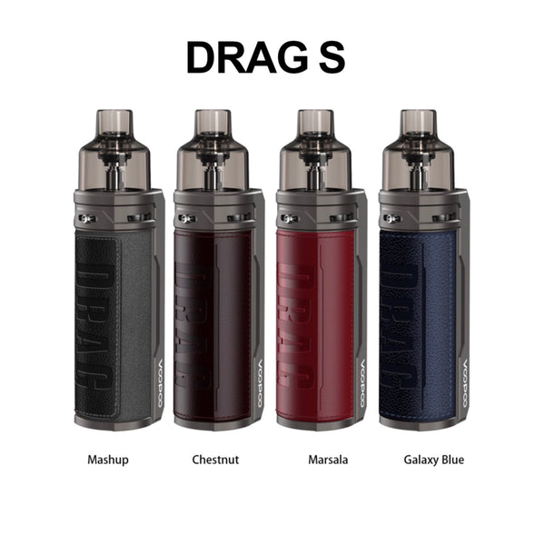 Drag S Pod System By VOOPOO