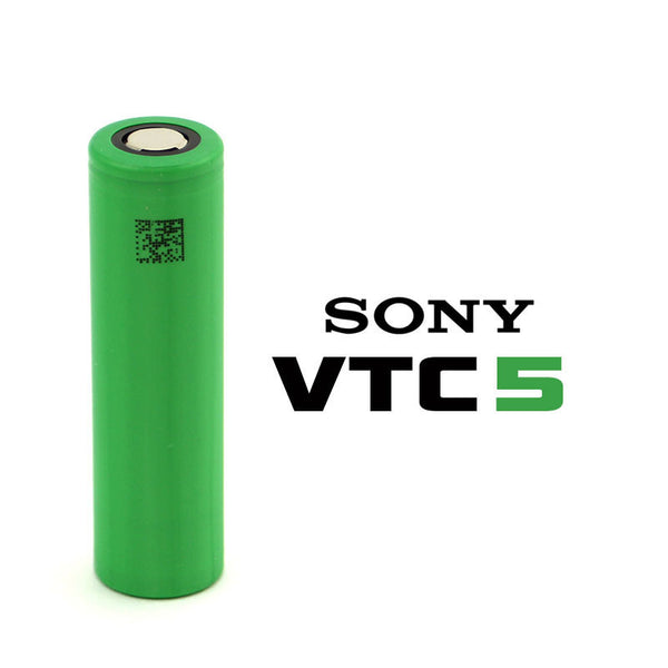 VTC5 18650 2600mAh 20A Battery By Sony