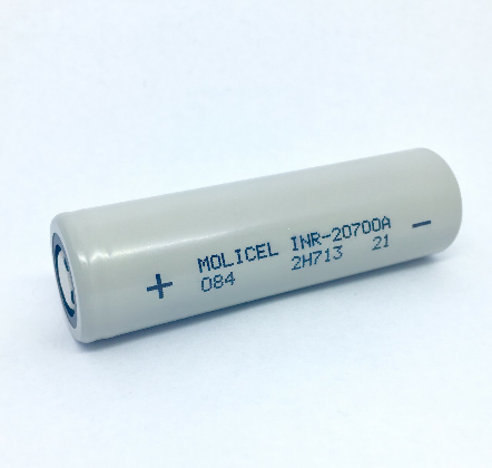 20700M INR 3000mAh 30A Molicell