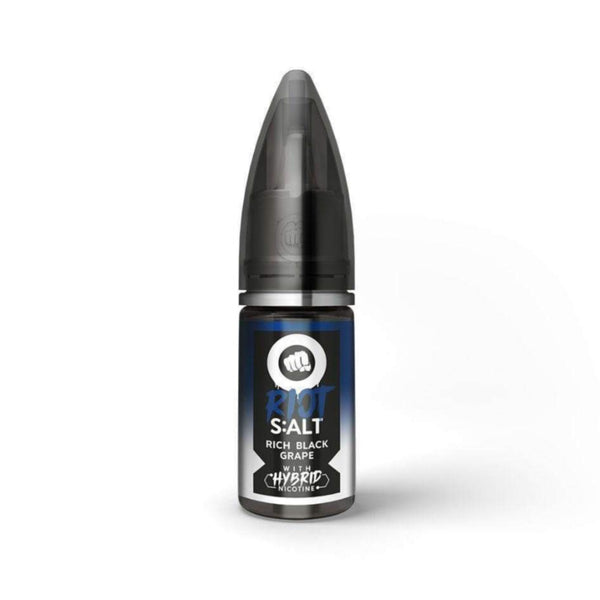 Rich Black Grape Salt Nic Black Edition By Riot Squad