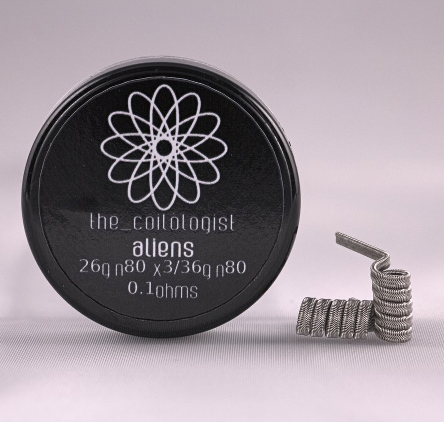 Hand Made Coils By The Coilologist