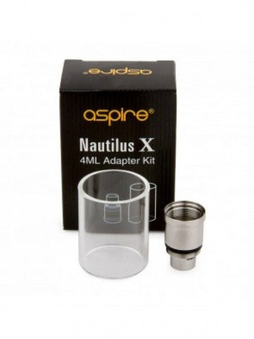 Nautilus X Replacement Glass By Aspire