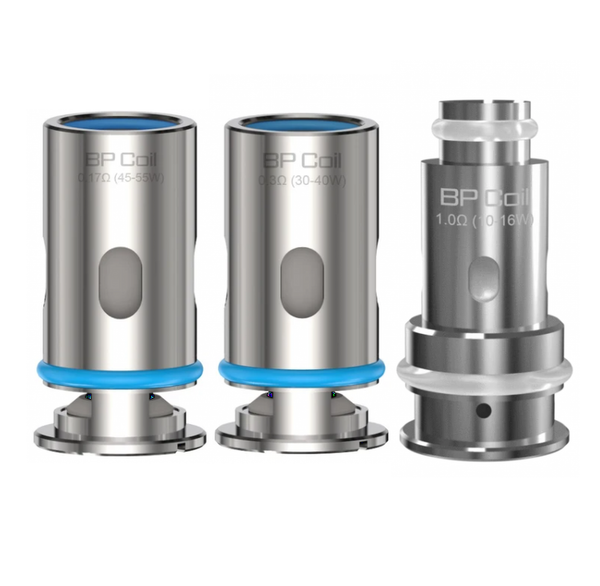 BP60/BP80 Replacement Coils By Aspire UK