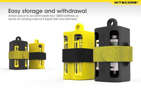 NMB40 Battery Magazine By Nitecore