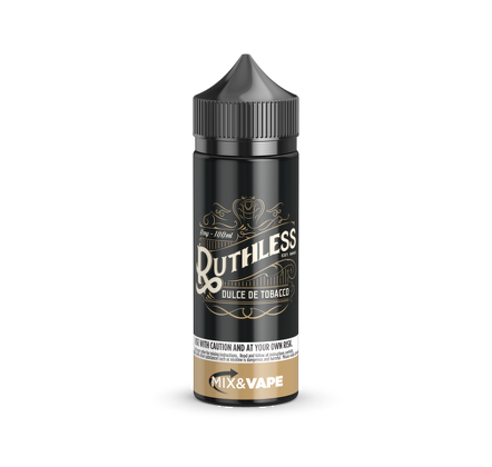 Dulce De Tobacco (Ruthless) 100ml 0mg