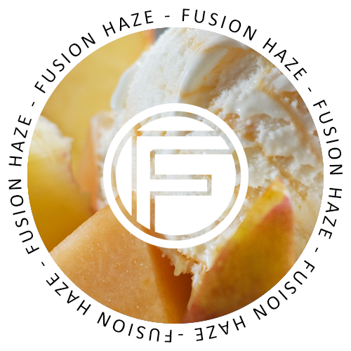 Peaches `N`  Cream  (Fusion Haze) 0mg