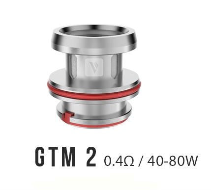 GTM Replacement Coils By Vaporesso