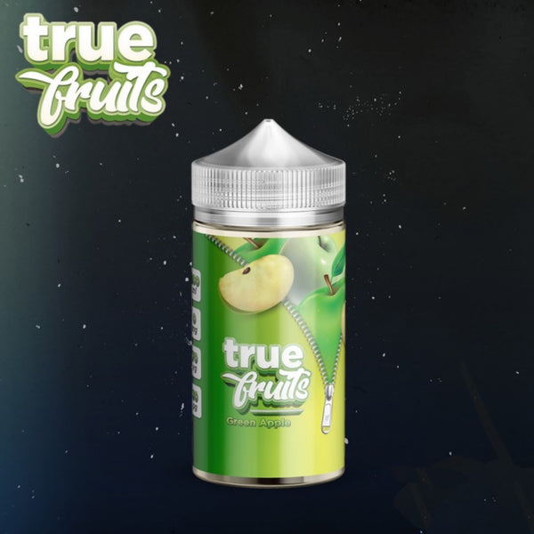 Apple 200ml By True Fruits short fill UK