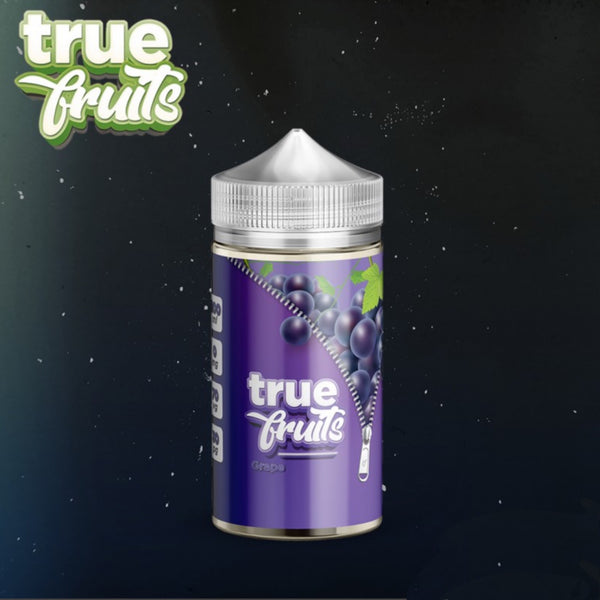 Grape 200ml By True Fruits short fill UK
