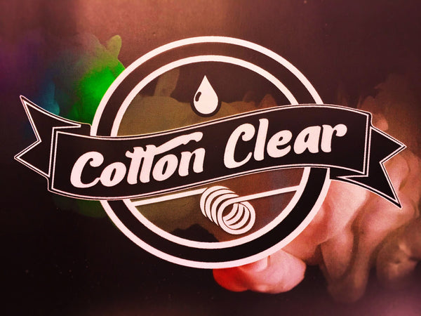 Cotton Clear 20ml
