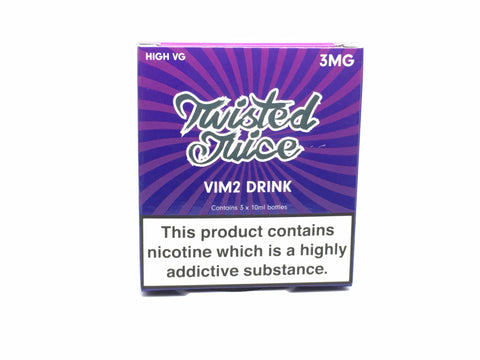 Vim2 Drink (Twisted) 30ml