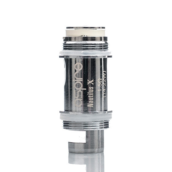 Nautilus X Replacement Coils By Aspire