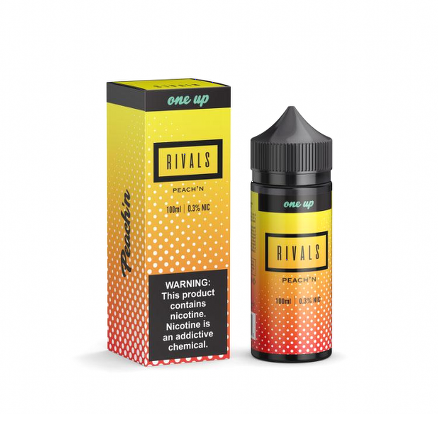 Peach'N Rivals Series (One-Up) 80ml 0mg